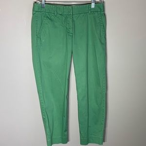 JCREW Stretch City Fit Pants